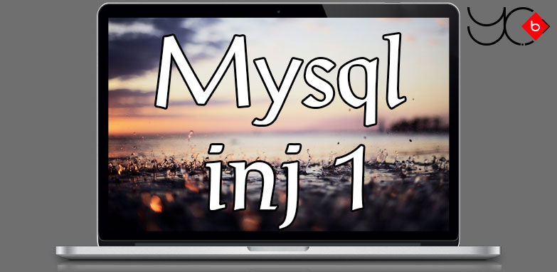 Photo of Mysql inj 1