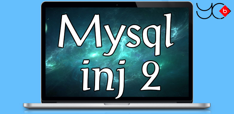 Photo of Mysql inj 2