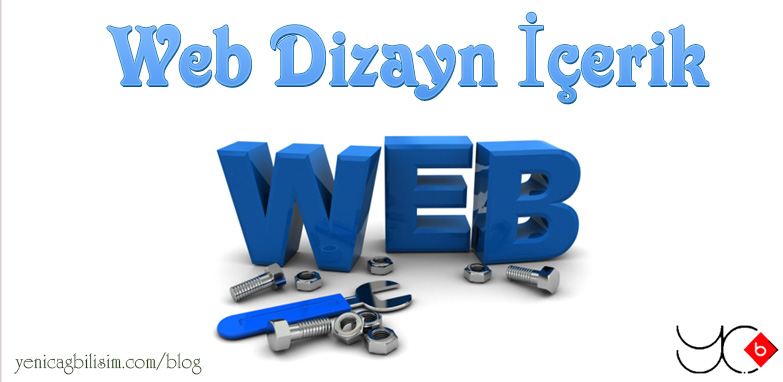 Photo of Web Dizayn İçerik