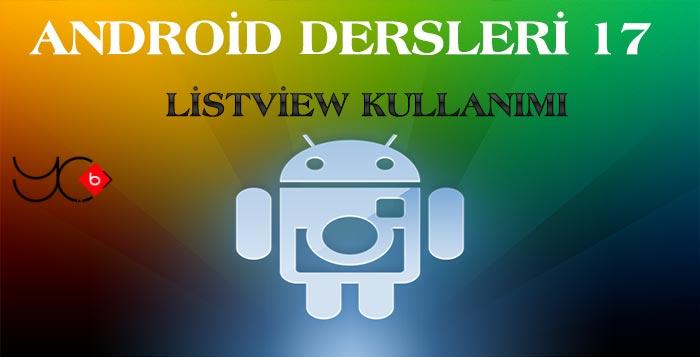 Photo of Android Dersleri 17