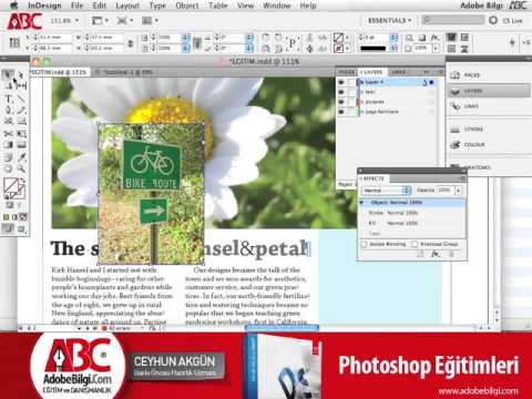Photo of InDesign CS5 Genel