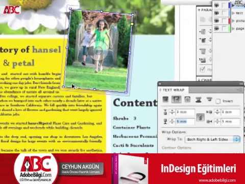 Photo of InDesign CS5 Style Kullanımı 2