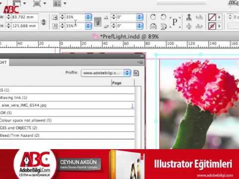 Photo of InDesign CS5 Preflight
