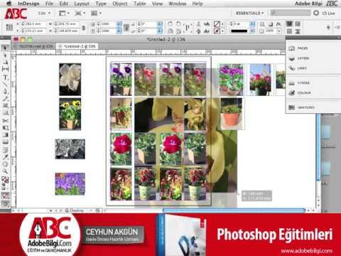 Photo of InDesign CS5 Sayfa Yapısı