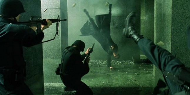 Photo of Matrix teknoloji sayesinde gerçek oluyor !