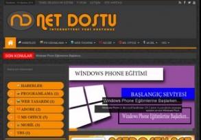 NET DOSTU