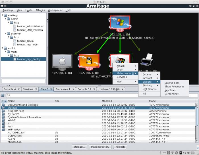 Photo of Metasploitable 2 Exploit Java RMI Registry