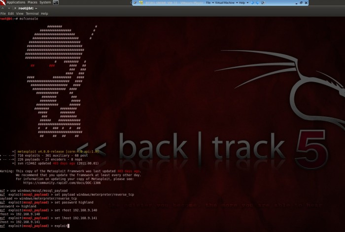 Photo of Metasploitable 2 Exploit Tikiwiki