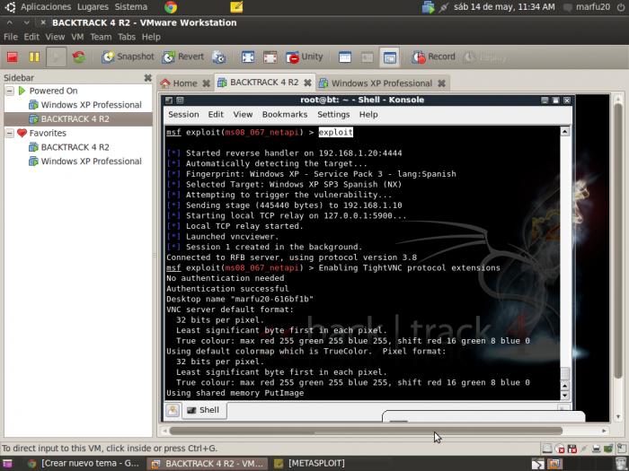 Photo of Metasploitable 2 Exploit PHP CGI