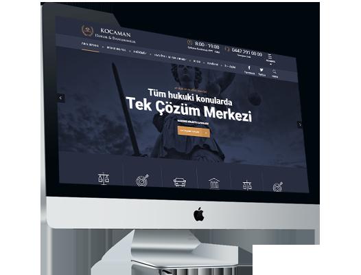 kocamanhukuk.com